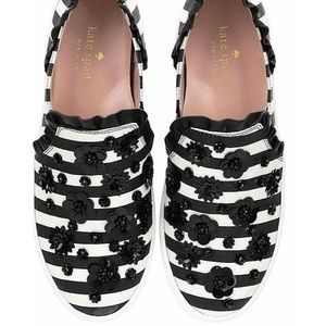 Kate Spade New York Louise Floral Studded Sneaker